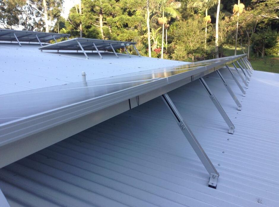 Best Adjustable Tilt Flat Roof Mounting System,Adjustable ...