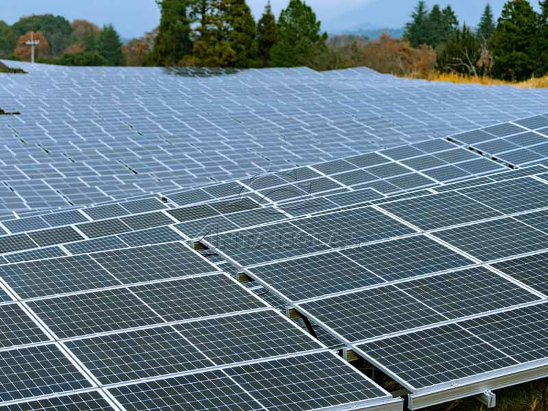 Xiamen Antai New Energy Tech. Co.,Ltd. Blog For Solar Mounting System  Project